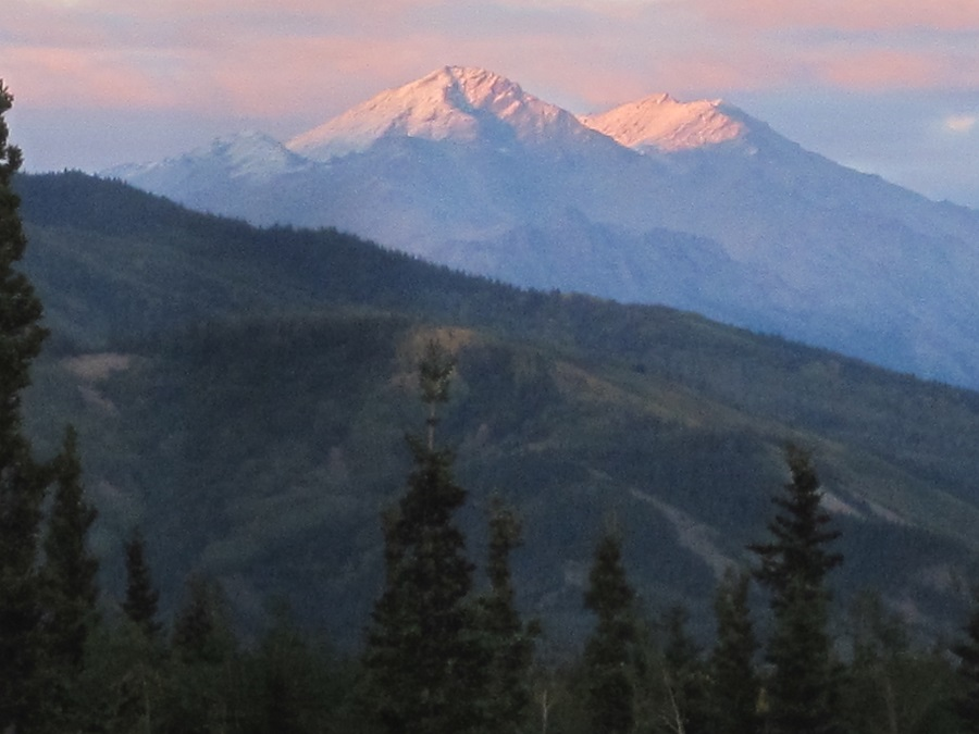 Perched on Denali's Doorstep: Healy Alaska